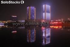 Led outdoor building lighting