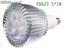 led par light led par20 bulb led par30 lamp led e27 light led 5w dimmable light