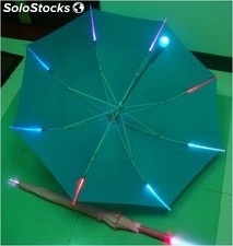 Led paraguas luminoso umled02 led lighting umbrella