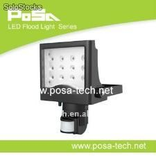 Led proyector con sensor movimiento (ps-fl1812)