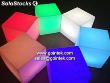 Led rgb cubos de Estar