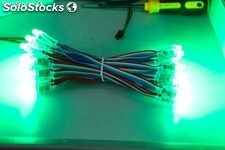 Led rgb de 12mm, solo rgb mod rgb-50-5-r-IP68