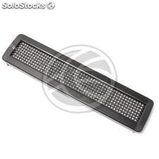 LED segno elettronica 80x7 DisplayMatic LED bianco luminoso (LE19)