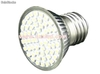 Led spot light, 48pcs 3528 smd LEDs, mr16/gu10/e27/e14 bases