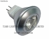 led spot light mr11 2w 3w led bubl led light led spotlight led mr16 gu10 - Foto 1