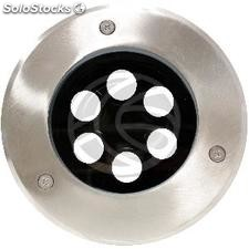 LED spotlight 6W 150mm soil cool white light day (NF40)