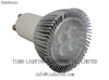 led spotlight gu10 mr16 4w cree rgb e27 led bulb led dimmable