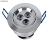Led Tipo Downlight De 3 Watts