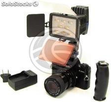 LED Torch Professional 8 1540 lux Sony F550 (ER04)