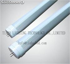 Led tube light led fluorescent lamps 10w 100lm/w 60cm led fruit meat tube light