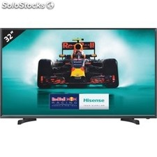 "Led tv hisense 32"" hd ready / 100 Hz / dvb-t+c / 3 hdmi / pvr usb grabador /"