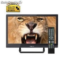 "Led tv nevir 16"" nvr-7412-16HD-n negro"