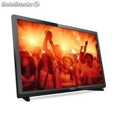 "Led tv philips 24"" 24PHS4031 hd 1366 x 768 hdmi usb"