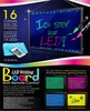 Led writing boards - brand new stock