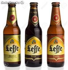Leffe Blonde Beer Alcohol