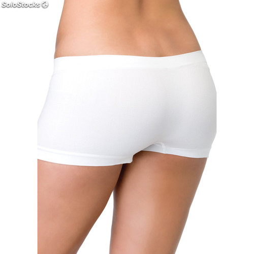 Leg avenue braguita short de color blanco - leg avenue - lingerie - 714718395418