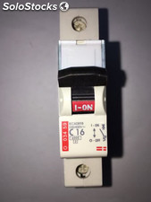 Legand type 1P-4P miniature circuit breaker