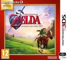 Legend of zelda ocarina t.select/3DS