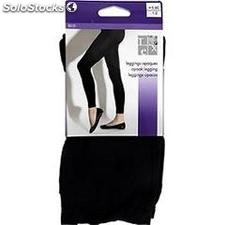 Legging basic 80D X1 noir 1/2