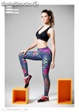 Legging Suplex Longa Estampa Digital