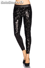 Leggings mit Pailletten
