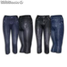 Leggins Pirate tipo Jeans Ref. 352