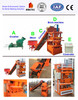 Lego auto small capacity brick machine with low investment