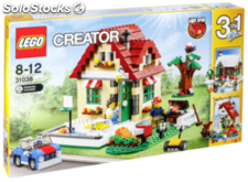 Lego Creator 31038 Changing Seasons - Casa Ideal