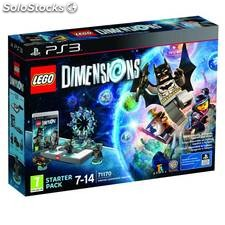 Lego dimensions starter pack/PS3