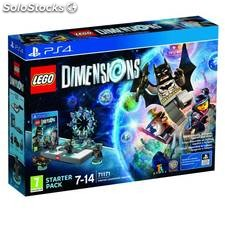 Lego dimensions starter pack/PS4