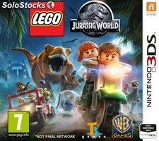 Lego jurassic world/3DS