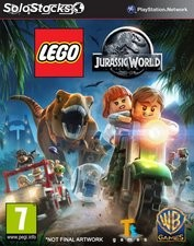 Lego jurassic world/PS3