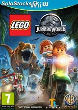 Lego jurassic world/wiiu