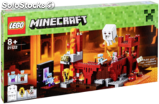 Lego Minecraft 21122 La Fortaleza de Nether