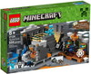 Lego minecraft el portal final