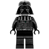 LEGO Reloj despertador Star Wars Darth Vader plástico 9002113