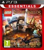 Lego señor anillos (lord of r.) essn/PS3