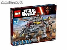 Lego Star Wars - AT-TE del capitan Rex