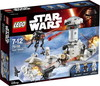 Lego star wars ataque a hoth