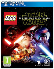 Lego star wars episodio vii/ps vita