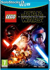 Lego star wars episodio vii/wiiu