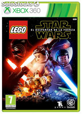 Lego star wars episodio vii/X360