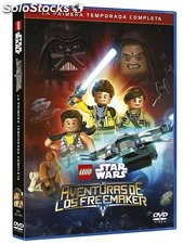 Lego star wars: freemakers/DVD disney