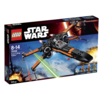 lego star wars nave x-wing fighter