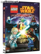 Lego star wars: yoda. Vol 1/DVD disney