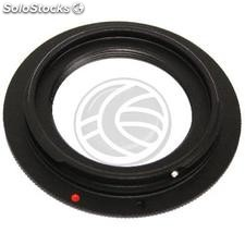 Leica lens adapter M39 to Canon EOS camera (JD32)