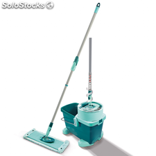 Leifheit Set de fregona Clean Twist M verde 52050
