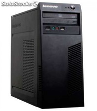 Lenovo Desktop sff Think E73 Intel Core i5-4460S 3.4GHz, 4GB ram, 500GB hd, DVD,