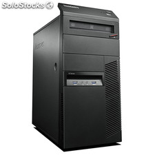 Lenovo M83 Core™ i5-4570 QuadCore up to 3.60 GHz 4096Mb DDR3 hdd 500GB senza DVD