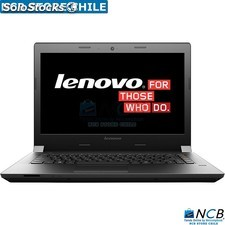 "Lenovo Ntb B4080 Ci3-5005U 4Gb 1Tb 14"" Win 10 Home Dvd"